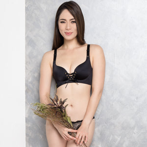 Date Night Super Push Up Bra(Extra Padding) (32B ONLY)