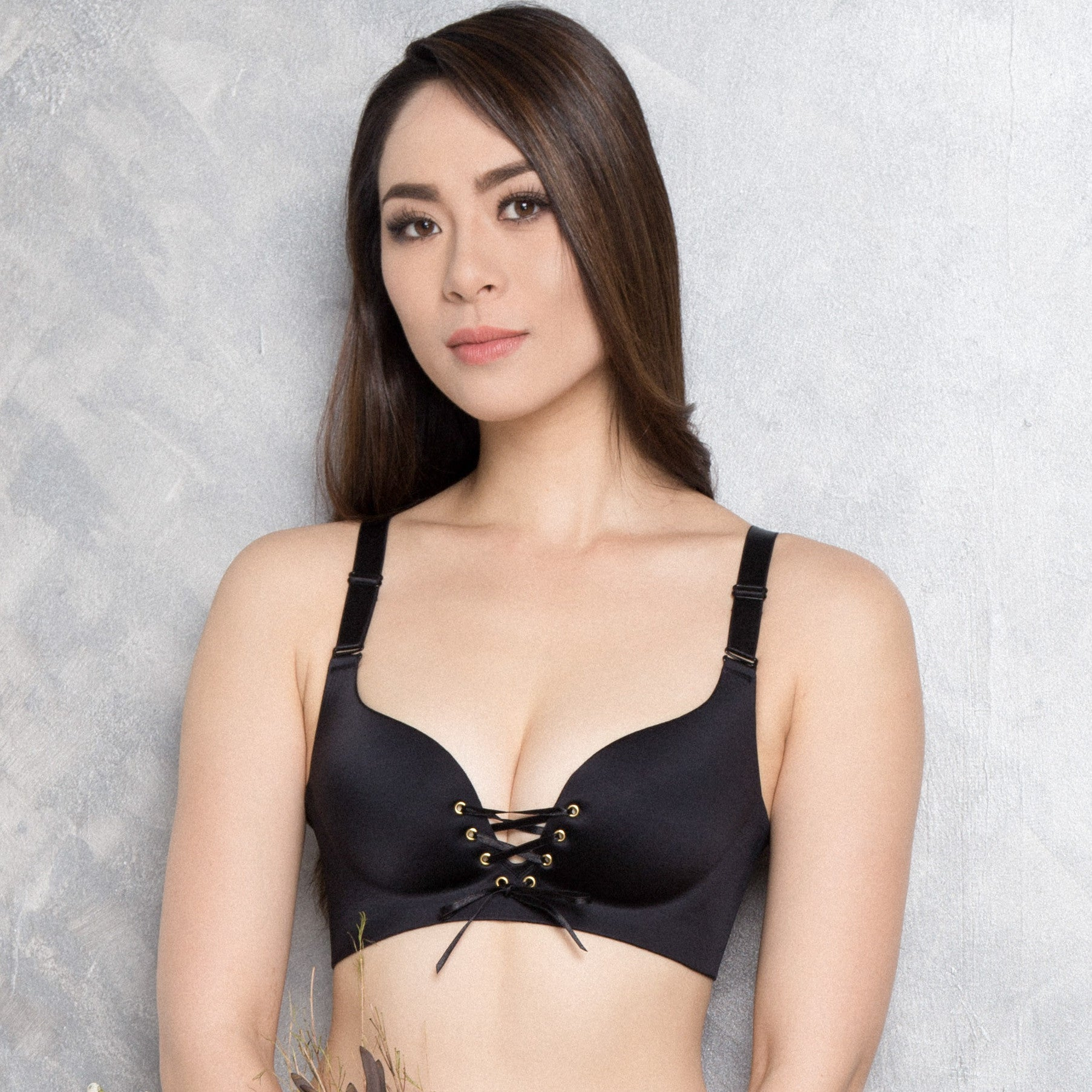 ebf3a2370a764 Date Night Super Push Up Bra(Extra Padding) (32B ONLY) - I M IN - i m i n x  x . c o m