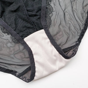 Uplift Lacey Comfy Cheeky in Black