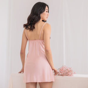 Sweet as Pie! Slumberwear Nightgown in Blush