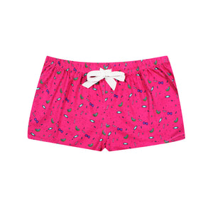 Bubblegum Rainbows Lounge Shorts - I'M IN  -  i m i n x x . c o m - 1