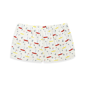 My Luna Bay Lounge Shorts - I'M IN  -  i m i n x x . c o m - 4