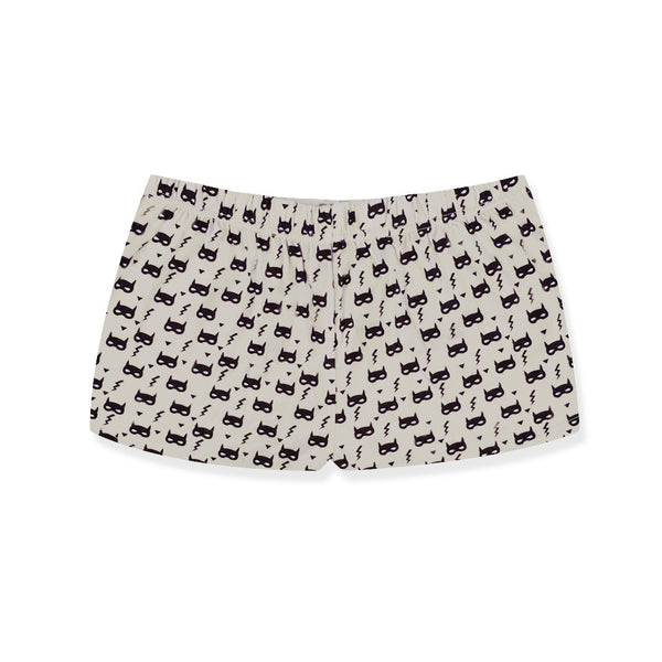 The Masked Batman Lounge Shorts - I'M IN  -  i m i n x x . c o m - 3