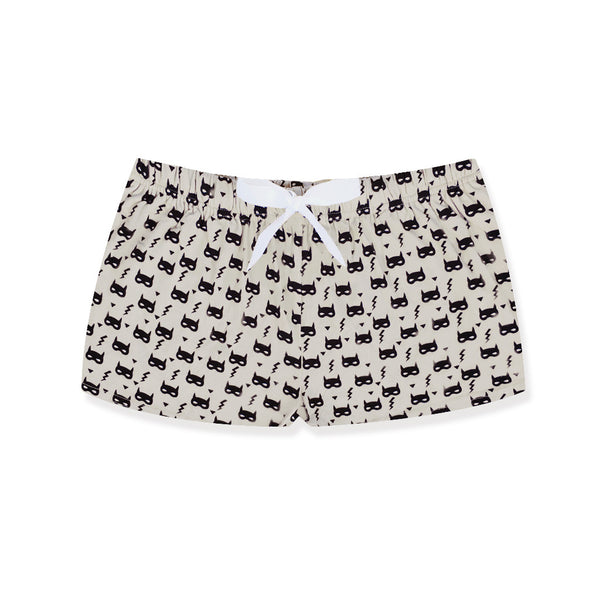 The Masked Batman Lounge Shorts - I'M IN  -  i m i n x x . c o m - 1