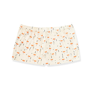 Huckleberry Fox Lounge Shorts - I'M IN  -  i m i n x x . c o m - 4
