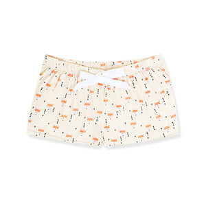 Huckleberry Fox Lounge Shorts - I'M IN  -  i m i n x x . c o m - 2