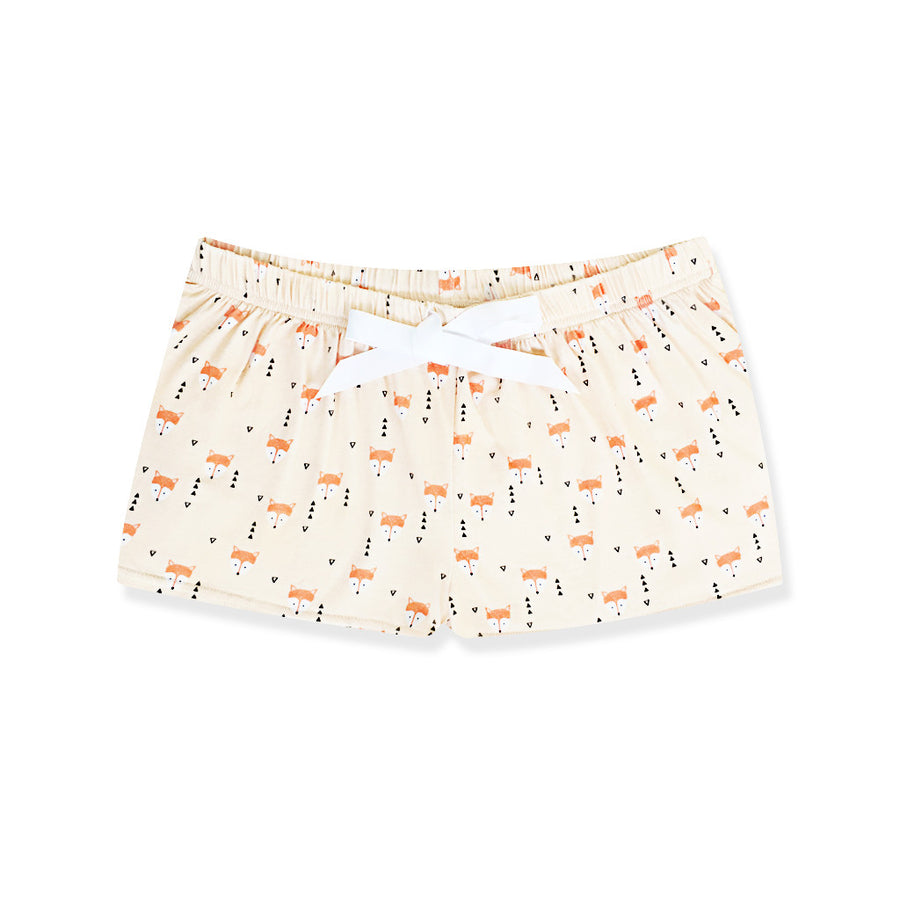 Huckleberry Fox Lounge Shorts - I'M IN  -  i m i n x x . c o m - 1