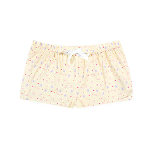 Cotton Clouds & Teddy Lounge Shorts - I'M IN  -  i m i n x x . c o m - 1