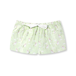 Little Fluttersparkles Unicorn Lounge Shorts - I'M IN  -  i m i n x x . c o m - 2