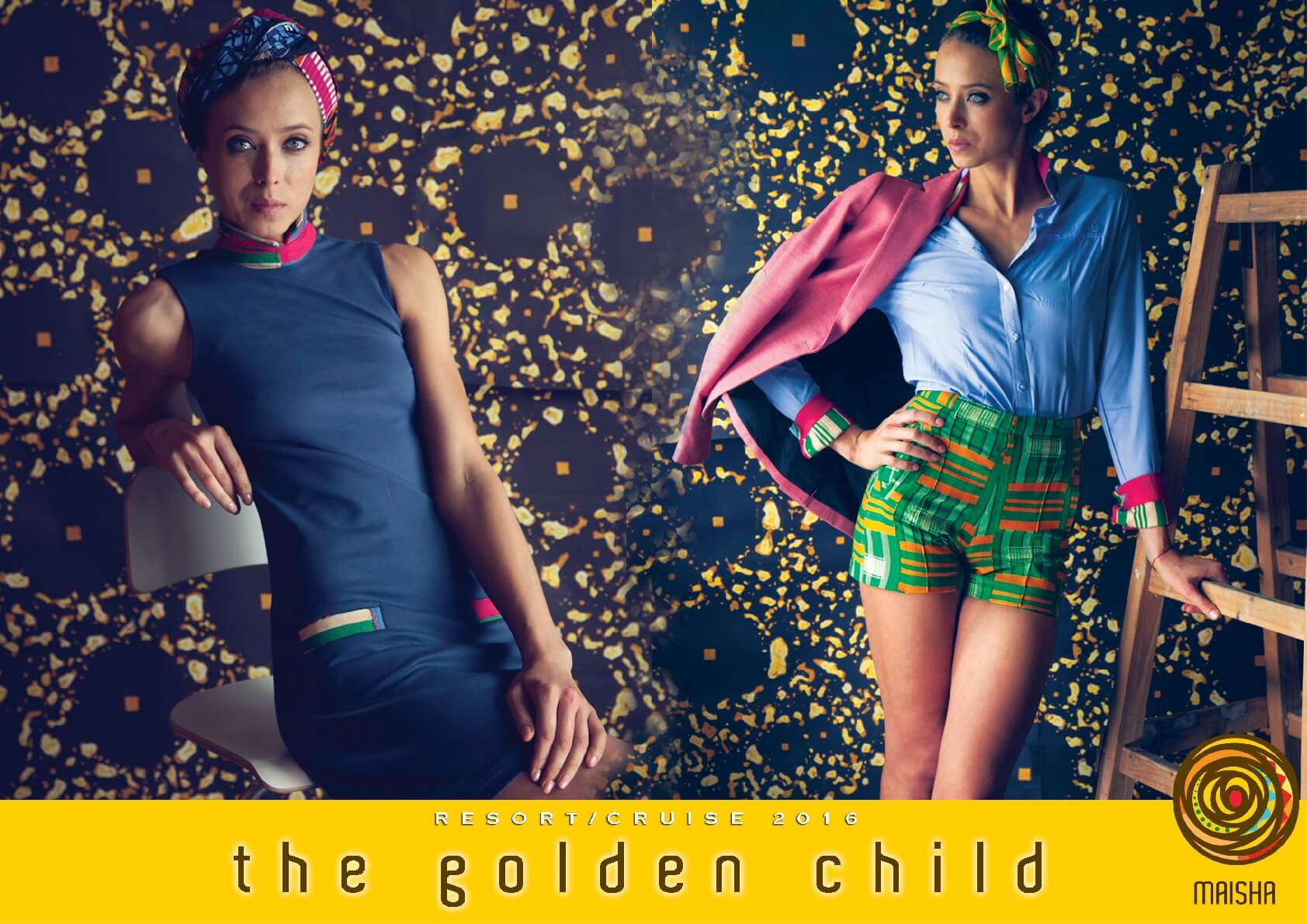 Golden Child-SS2015