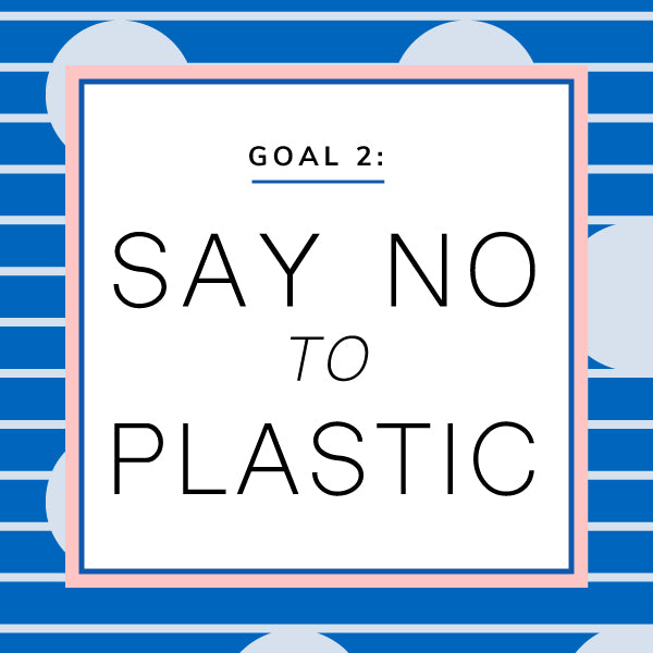 say no to plastic - maishaconcept