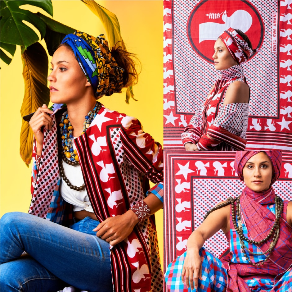 The Swahili Summer collection-maishaconcept