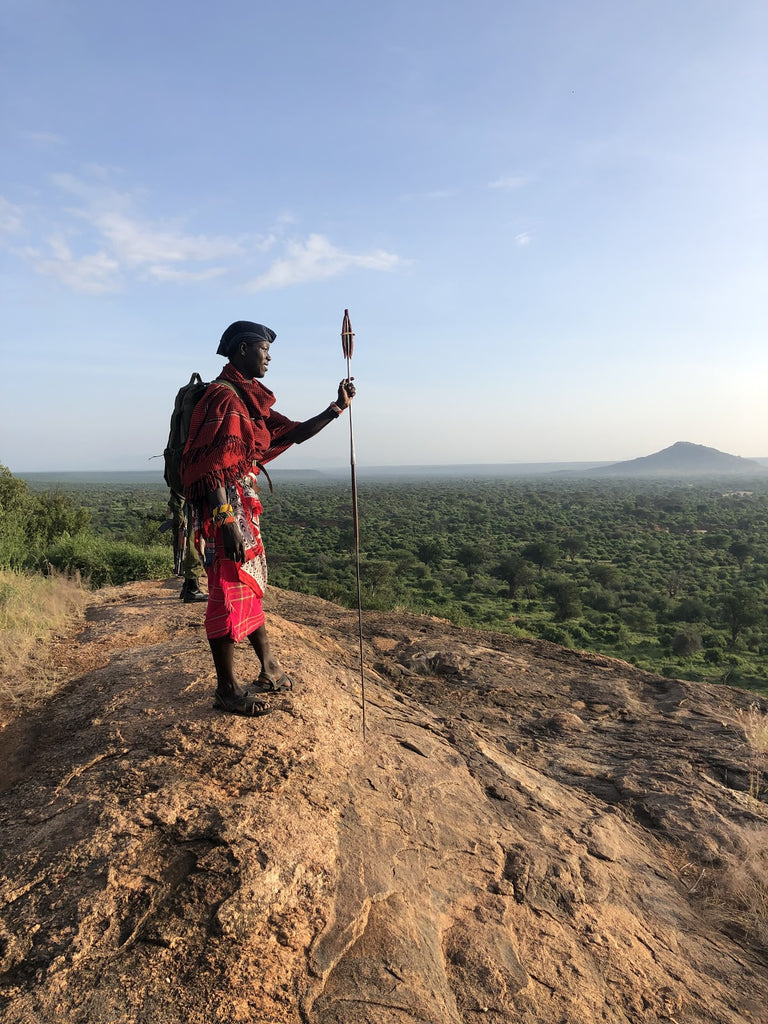 Maasai are one with nature