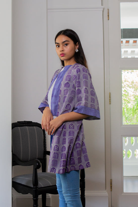 RAVI HAVELI - 2 IN 1 KAFTAN