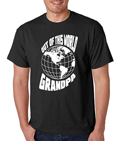 SignatureTshirts Men's The World's Best Dad Grandpa Funny T-Shirt