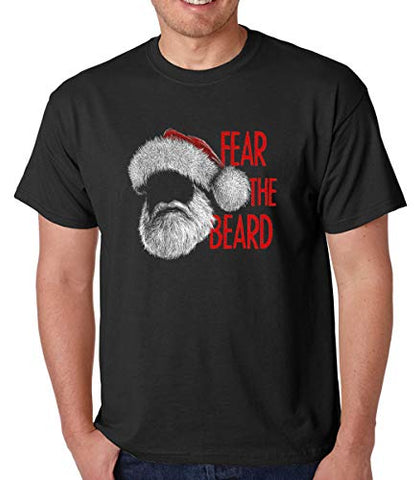 SignatureTshirts Men's Fear The Beard T-Shirt