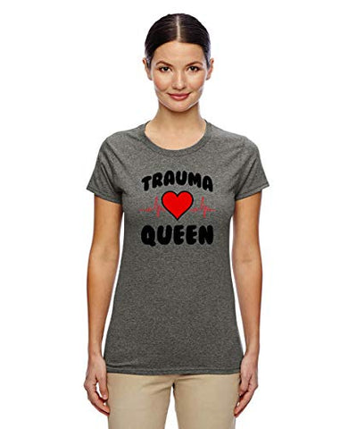 SignatureTshirts Trauma Queen T-Shirt