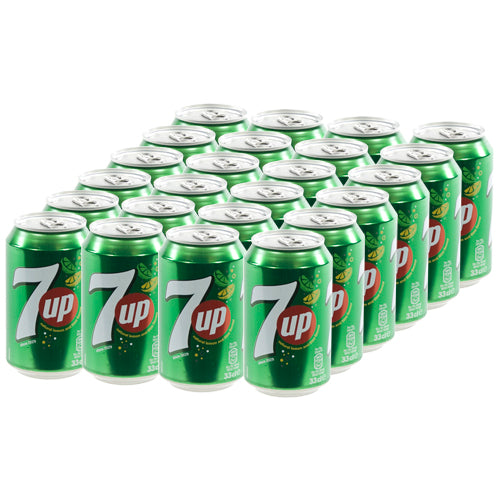 7UP 24-pack (24 x 33cl)
