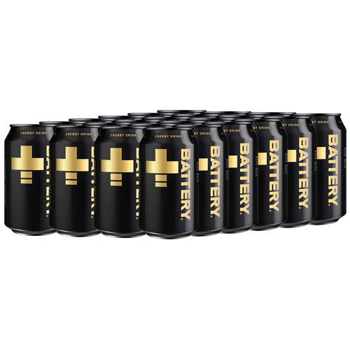 Battery 24-pack (24 x 33cl)