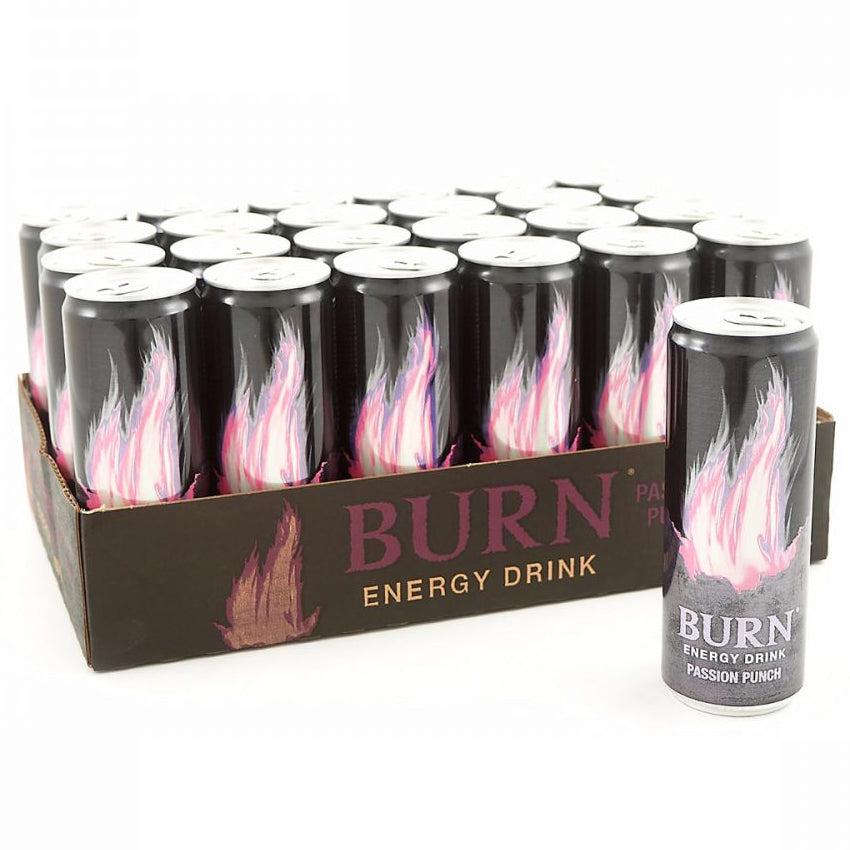 Burn Passion Punch (24 x 335ml)
