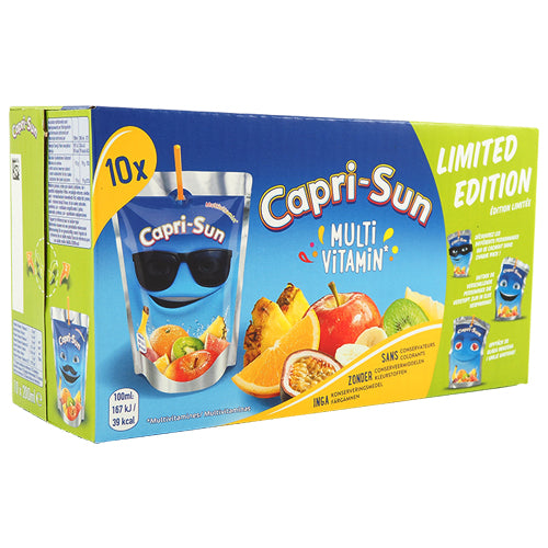 Capri-Sun Multivitamin 10-pack (10 x 20cl)