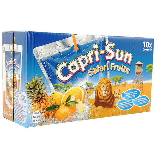 Capri-Sun Safari (10 x 20cl)