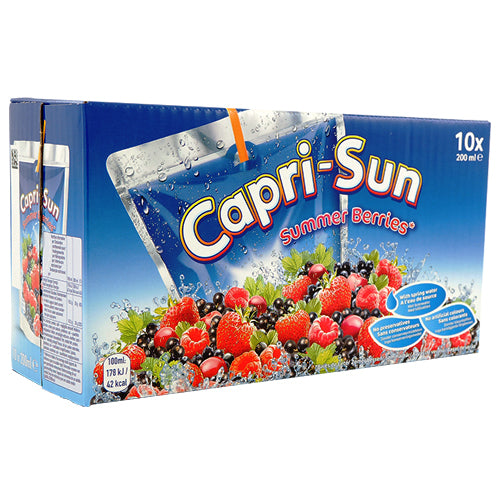 Capri-Sun Summerberries 10-pack (10 x 20cl)