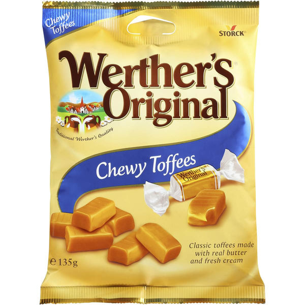 Werther's Chewy Toffee (135g)