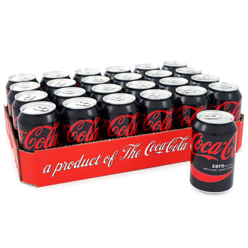 Coca-Cola Zero Sugar 24-pack (24 x 33cl)