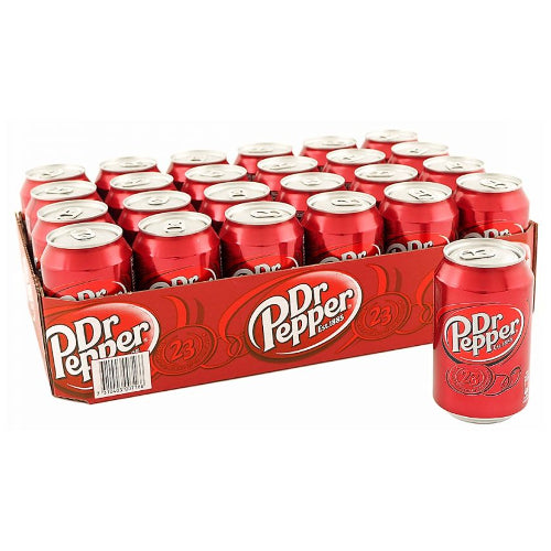 Dr Pepper 24-pack (24 x 33cl)