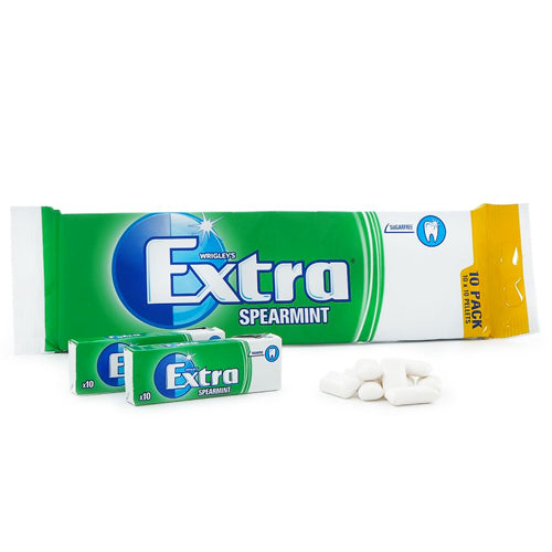Extra Spearmint 10-pack (140g)