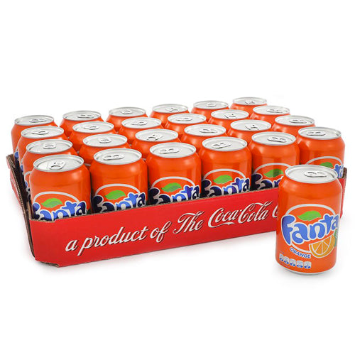 Fanta Orange 24-pack (24 x 33cl)