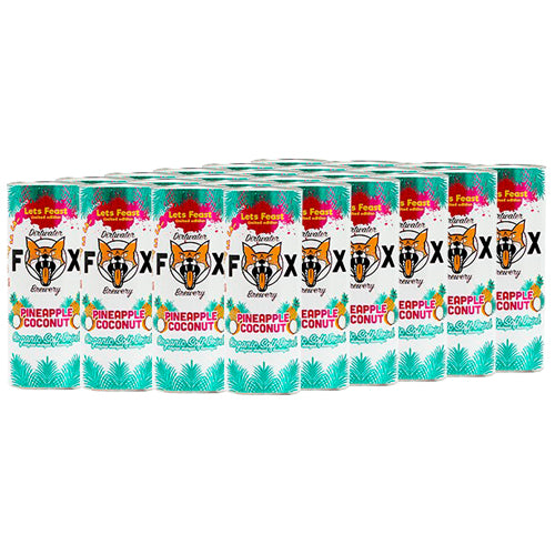 Fox Pineapple Coconut (24 x 25cl)