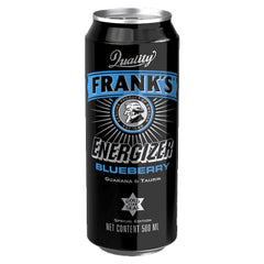 Frank's Energizer Blueberry (24 x 50cl)