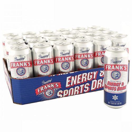 Frank's Energizer 24-pack (24 x 50cl)