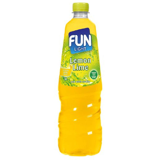 Fun Light Lemon Lime Juomatiiviste 1L