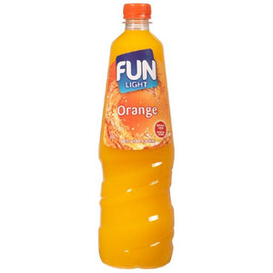 Fun Light Orange Appelsiini Juomatiiviste 1L
