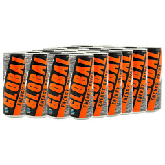 Global Energy Drink 24-pack (24 x 25cl)