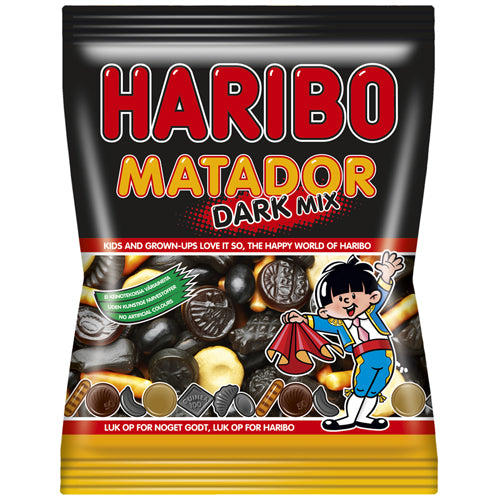 Haribo Matador Dark Mix (270g)