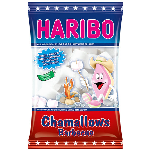 Haribo Chamallows Barbecue (120g)