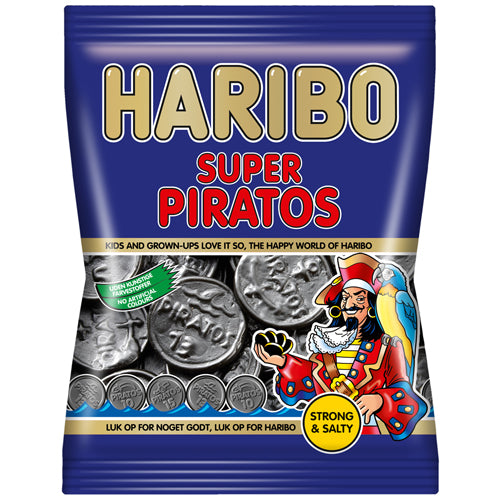 Haribo Super Piratos (425g)