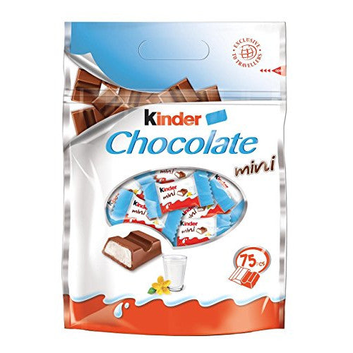 Kinder Chocolate Mini Megabag (460g)