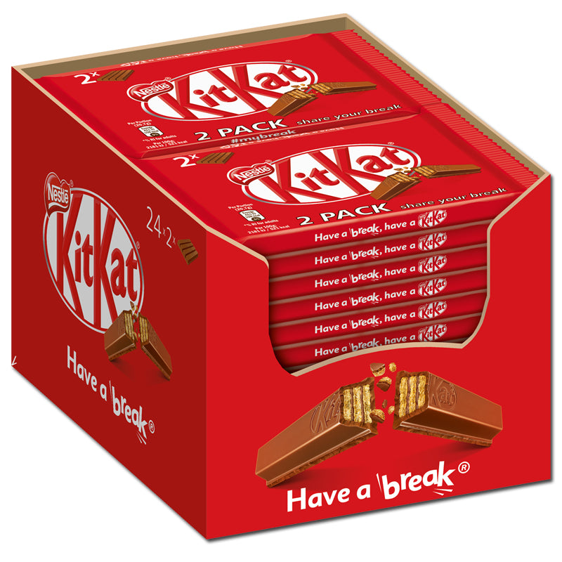 Nestle KitKat Big Break (24 x 83g)