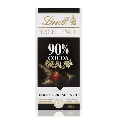 LINDT Excellence 90% (100g)