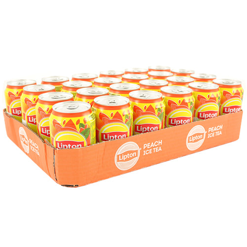 Lipton Peach Ice Tea (24 x 33cl)