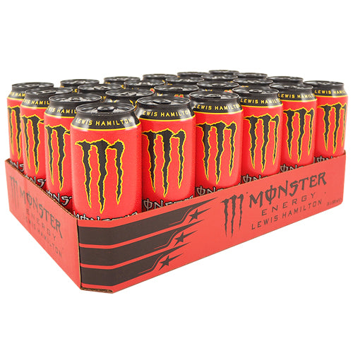 Monster Energy Lewis Hamilton (24 x 50cl)