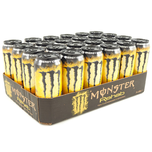Monster Rehab Energiajuoma 24-pack (24 x 50cl)