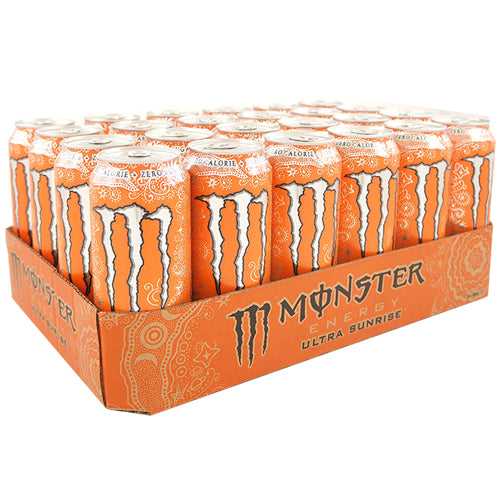 Monster Energy Ultra Sunrise (24 x 50cl)