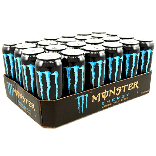 Monster Zero Energiajuoma 24-pack (24 x 50cl)