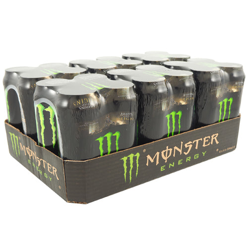 Monster Energiajuoma 24-pack (24 x 50cl)
